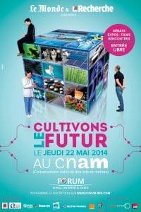 Affiche du Forum Science Recherche & Société
