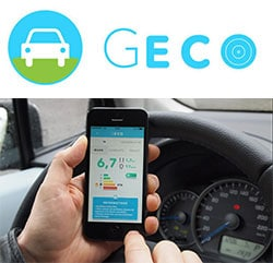 Logo de l'application GECO