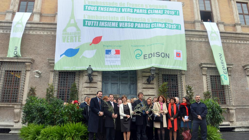 Ambassade Verte Italie