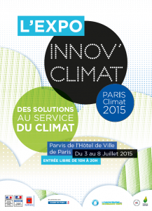 AFFICHE Innov Climat