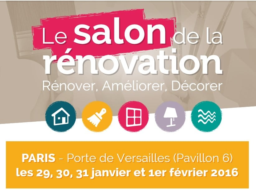 Salon de la Renovation 2016