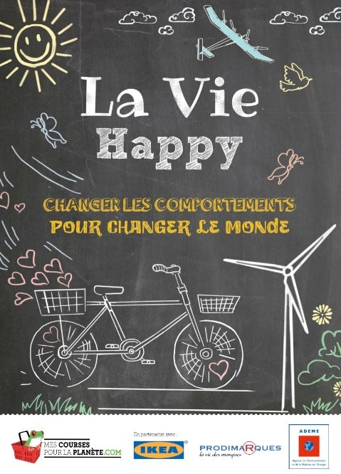 Visuel La Vie Happy
