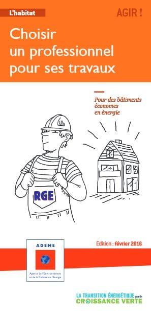 choisir RGE
