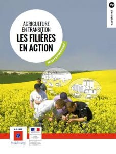 Couv Brochure filières agriculuture durable