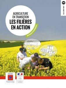 Couv Brochure filières agriculuture durable