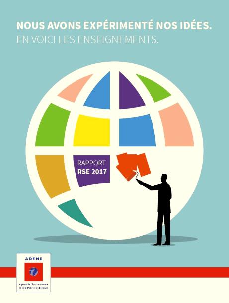 L'ADEME développe sa propre transition et publie son nouveau rapport #RSE