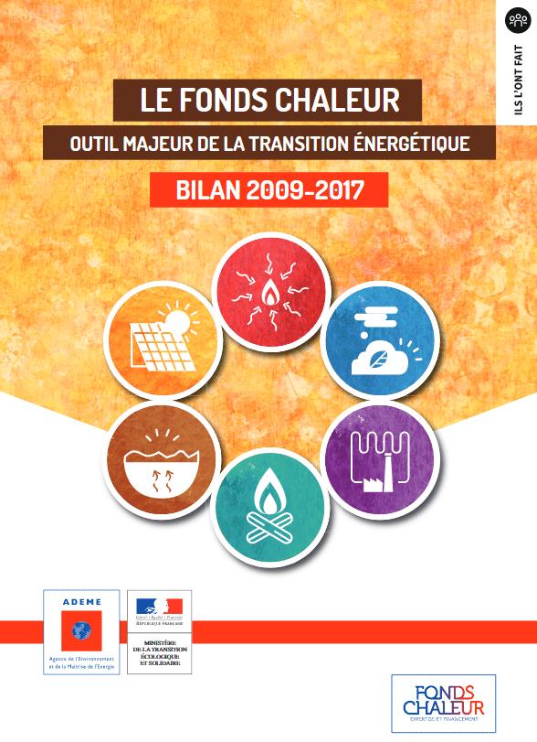 Le « Fonds Chaleur » : 10 ans d'un outil majeur de la transition énergétique